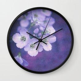 This Enchanted Evening. Wall Clock