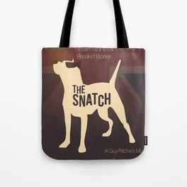 The Snatch - Stealin' Stones & Breakin' Bones Tote Bag