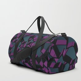 3D Mosaic BG V Duffle Bag