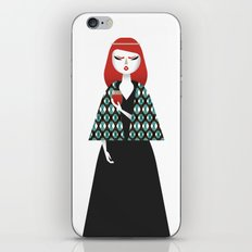 Isolde iPhone & iPod Skin