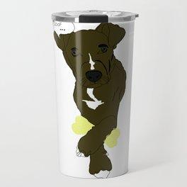 For The Love of Henri - Pop Art Style Revised Travel Mug