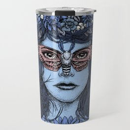 Freyja (Blue Variant) Travel Mug
