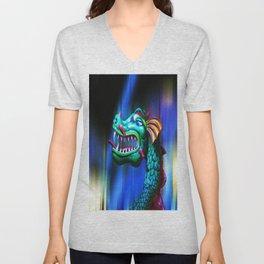 Dragon Dreaming Unisex V-Neck