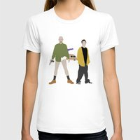 breaking bad T-shirts featuring Breaking Bad by Bill Pyle