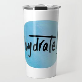 Watercolour Self-Love Reminder Travel Mug