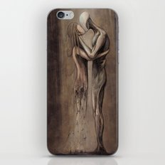 Entropy of Love iPhone & iPod Skin