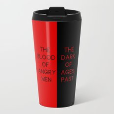 Red & Black - Les Mis Travel Mug