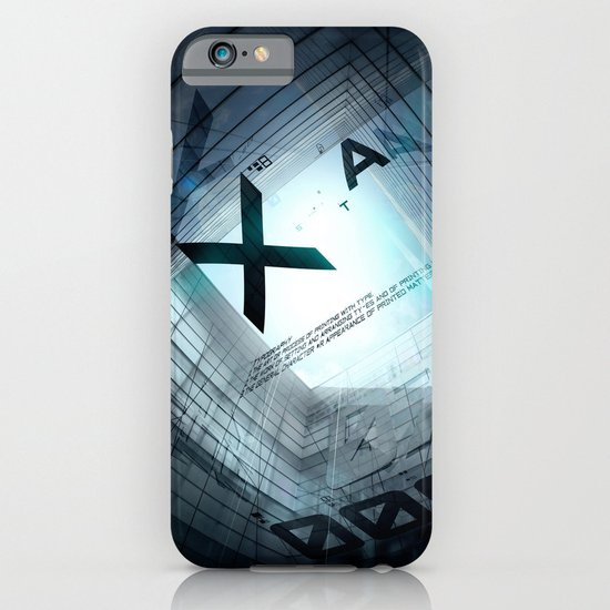 Typoera iPhone & iPod Case