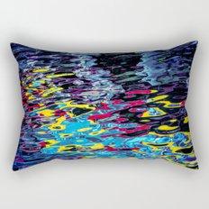 reflection colors Rectangular Pillow