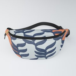Colorful design with plants Fanny Pack
