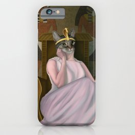 Cleocatra iPhone Case