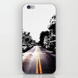 pavement iPhone Skin
