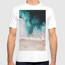 Ocean (Drone Photography) T-shirt