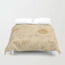 Nature pattern Duvet Cover