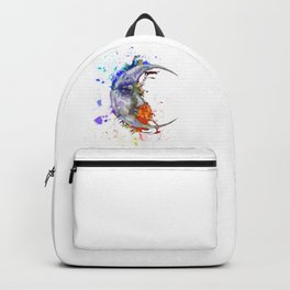 Color Me The Moon Backpack