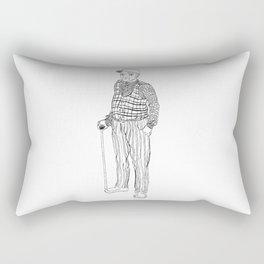 Padrí Rectangular Pillow