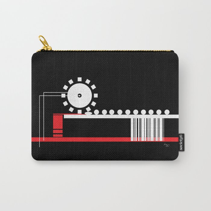 Consumerism Carry-All Pouch