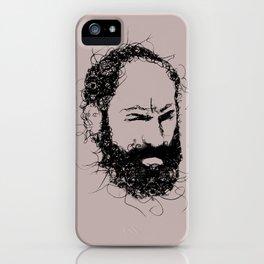 Monte Melkonian iPhone Case