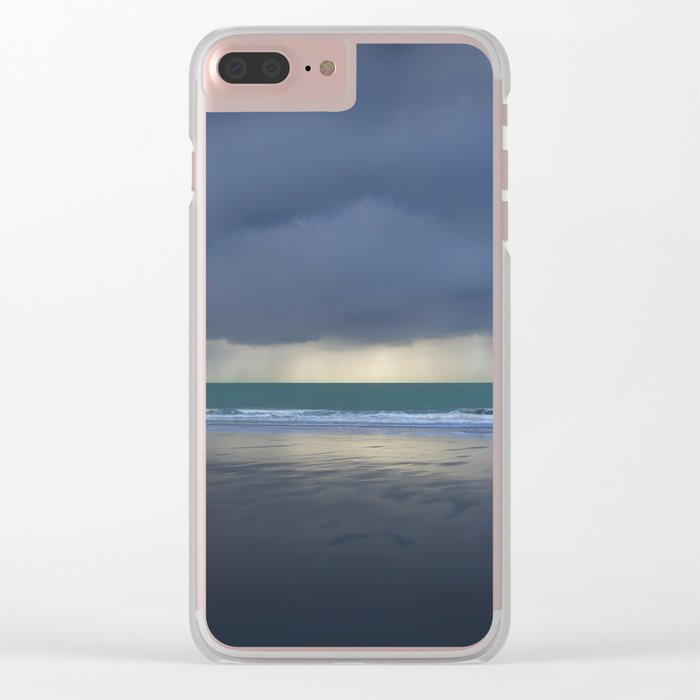 Infinite Mystery - Landscape Photography Clear iPhone Case