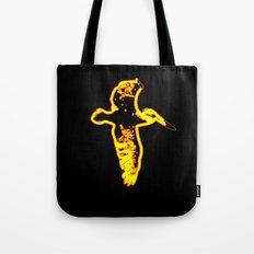My Flying Pelican (b) Tote Bag