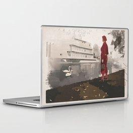 At the waters edge Laptop & iPad Skin