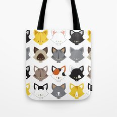 Cats, Cats, Cats Tote Bag
