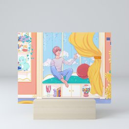 Candy Prince Mini Art Print