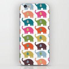 Elephant Life iPhone & iPod Skin