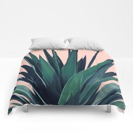 Agave Minimal Comforters