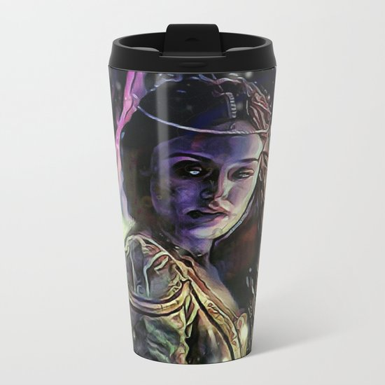 Erinyes: Megaera Metal Travel Mug