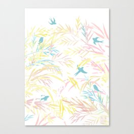 Bamboo Prism Canvas Print