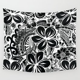 Savaii Polynesian Tribal Wall Tapestry