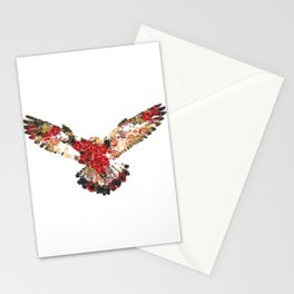 Peregrine Falcon Vintage Stationery Cards
