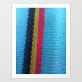 Texturas 002 Art Print