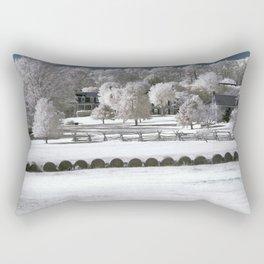 Life Near the Country Rectangular Pillow