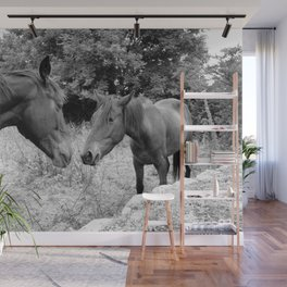 The Mirror Wall Mural