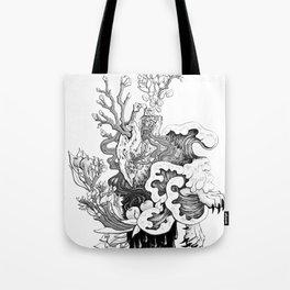 Fairytale #2: The Devourer Tote Bag