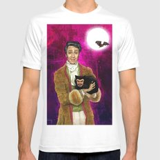 Vampstyle! (What We Do In The Shadows) Mens Fitted Tee White MEDIUM
