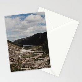 Hiking the Wicklow Mountains Stationery Cards