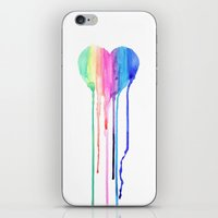 water colour iPhone & iPod Skins featuring Colour by sseo_story