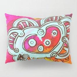 El corazon Pillow Sham