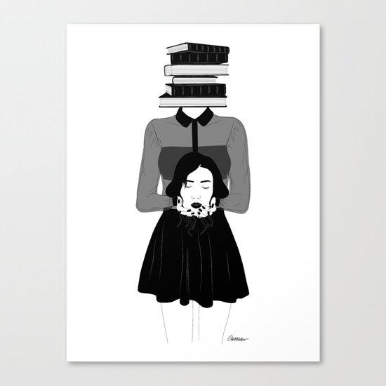 Disconnection Canvas Print