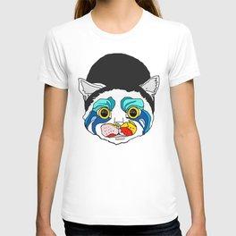 Ga Ga Cat Head T-shirt