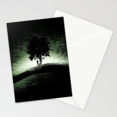 il cielo in una stanza Stationery Cards