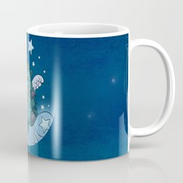 Twinkle Toes the Happy Chaos Monster Coffee Mug