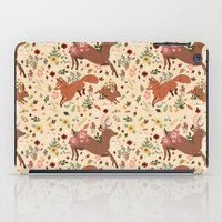 woodland iPad Cases featuring Woodland by Sophie Eves