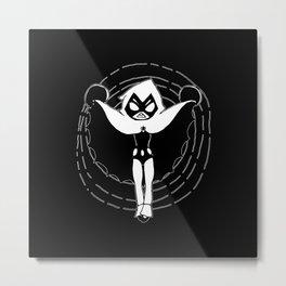 ▴ raven ▴ Metal Print