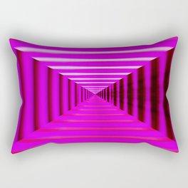 Purple Abyss Rectangular Pillow