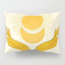 Holding the Light Pillow Sham