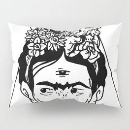 Viva la Frida Pillow Sham